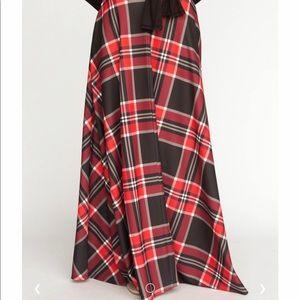 🖤❤️Agnes & Dora Plaid Ball Skirt ❤️🖤